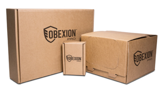 Obexion will change the way you transport and store batteries. Image source: Obexion.