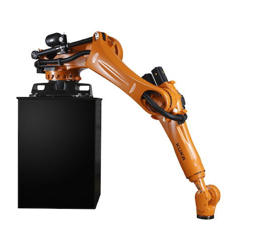 Image courtesy: KUKA Robotics