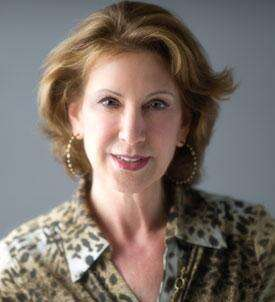 Former HP CEO Carly Fiorina has a new career as a political analyst.