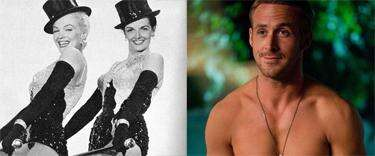 How do you keep your picks to a precious few?  Marilyn Monroe and Jane Russell (left); Ryan Gosling (right).