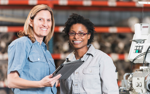 Source: Minding the Manufacturing Gender Gap: How manufacturers can get their fair share of talented women