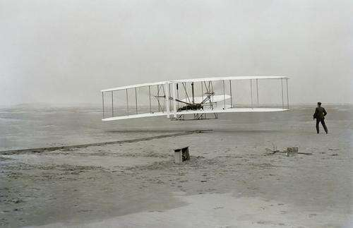 The Wright Brothers innovation fathered the aviation industry that we take for granted.