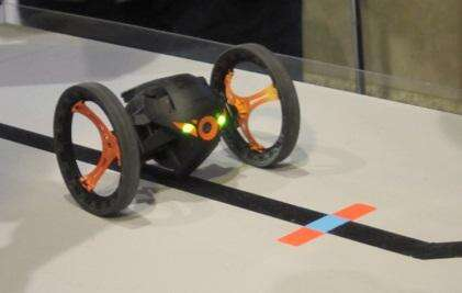 Parrot's Jumping Sumo.