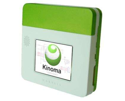 Kinoma Create device (Source: Marvell)