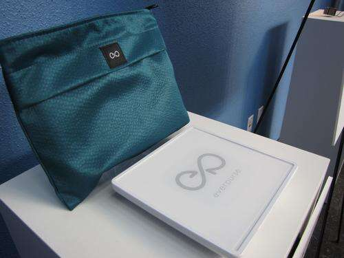 'Everpurse, a purse that features an integrated smartphone charging system, received Protomold injection-molding services as a recipient of the Cool Idea! Award,' Proto Labs says on its website, where you can see more images. 'The system includes a wireless charging dock with an internal battery bank built into the wall of the purse, and an inductive charging mat that the purse can be placed upon when not in use to charge the internal battery bank. The Cool Idea! Award provided Everpurse with the molds and parts needed to help fulfill their Kickstarter orders and Proto Labs' fast turnaround time assured quick time to market.'(Source: EETimes)