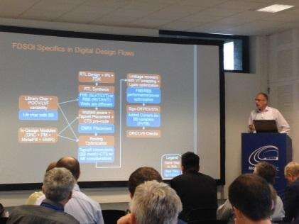 GlobalFoundries Teepe discusses FD-SOI specifics in digital design flows.