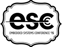Don't miss  Embedded Systems Conference Silicon Valley July 20 – 22