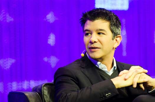 Uber CEO Travis Kalanick Photo courtesy: Wikimedia Commons