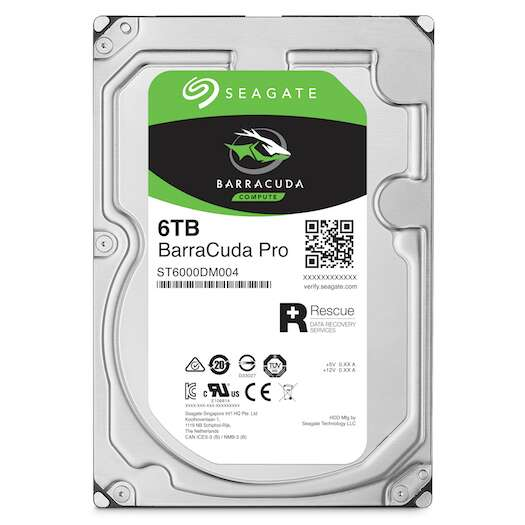 Image courtesy: Seagate
